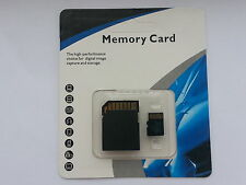 DE 16GB SD  HC TF Memory Card for phone, tablet, camera, gps, pda etc.