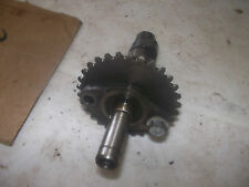 HONDA TRX 1986 125 camshaft and gear I have more parts for this quad/others