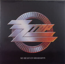 "ZZ Top - My Head's In Mississippi - 12"" Maxi - k1490 - RAR - washed & cleaned"