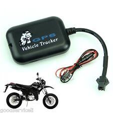 Vehicle Car ABS  Mini GSM/GPS/GPRS Tracker Locator 9-38V SIM Card slot Black OEM