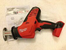 New Milwaukee 2625-20 18V Volt M18 Cordless Hackzall Reciprocating Saw Sawzall