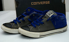 GREAT CONVERSE ATHLETIC Chuck Taylor All Star MID TOP SNEAKERS SZ 13 GRAY