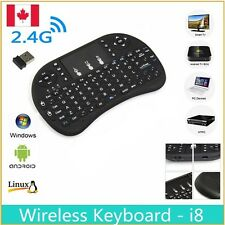 Mini Wireless keyboard touchpad for KODI, Smart TV, Android TV Box, TV and PC