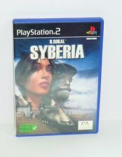 JEU PS2 COMPLET SYBERIA REF 67