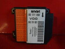 SMART FORTWO CALCULATEUR AIRBAG REF 0001211V008 993791001