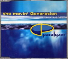 Paralyzer - The Movin' Generation - CDM - 1998 - Eurodance Trance