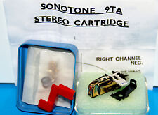 SONOTONE Crystal Stereo Cartridge GENUINE Sonotone 9TAG 9T Made In UK BRAND NEW