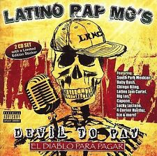 Devil to Pay: El Diablo Para Pagar [PA] by Latino Rap MC's (CD, Oct-2006, 2...