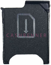 SIM Halter N Karten Leser Schlitten Adapter Card Tray Holder Sony Xperia Z