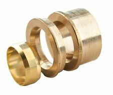 NEW compression reducing set 42mm x 35mm, BRASS, plumbing, water, reducer