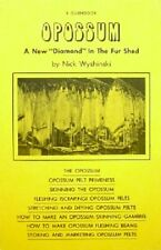 Opossum: A New Diamond in the Fur Shed Book