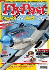 OldFlypast September 2012 SPOTLIGHT  F86 Sabre,WWII Fighter Aces,Arthur Clowes++