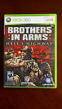 Brothers in Arms: Hell's Highway (Microsoft Xbox 360, 2008)