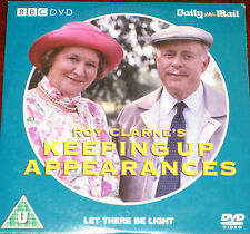 Keeping Up Appearances - Let There Be Light (DVD), Daily Mail, 28mins