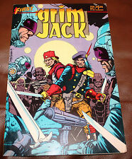 FIRST COMICS GRIM JACK VOL. 1 # 7 FEB 1985 COMIC BOOK