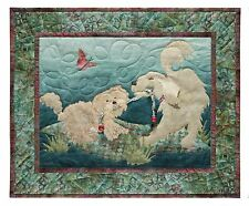 McKenna Ryan Quilt Pattern Dog Park #4 Paw Wars Includes Dachshund Applique