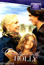 """Hallmark Hall of Fame """"Christmas With Holly"""" DVD - New & Sealed"""