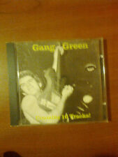 GANGGREEN  - ANOTHER WASTED NIGHT - (TAANG RECORDS) -  CD