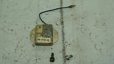 1985 YAMAHA TRI Z 250 ATC OEM VOLTAGE REGULATOR with FASTENERS