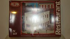 N Scale Heljan #601 Two Brothers Resturant sealed