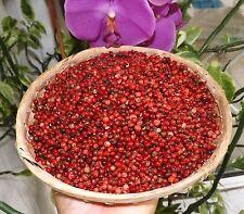100gr BAIES ROSE de Madagascar direct poivre rouge île de la Réunion épices fine