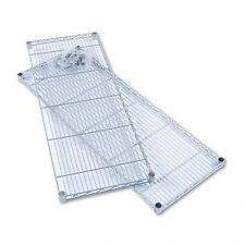 Safco Extra Wire Shelves for Industrial Wire Shelving Units - 5293GR
