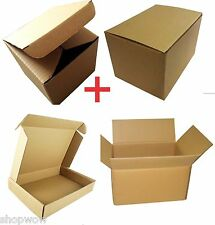 Corrugated Box for Ecommerce-Freedom to Select &Make your Own Combo-(Pack of 25)