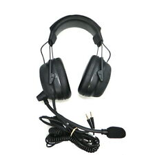 PLANTRONICS CDR-2786 GAMECOM PROFESSIONAL GAMING HEADSET **RARE MODEL!!!
