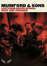 MUMFORD AND SONS DUST AND THUNDER: LIVE IN SOUTH AFRICA DVD (PRE-ORDER 3/2/17)