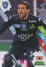 SCB-02 JEAN-LOUIS LECA # SC.BASTIA CARD ADRENALYN FOOT 2015 PANINI