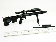XB58-08 1/6 Scale HOT ZCWO - Firearms Collection DAT-SRS Sniper Rifle TOYS