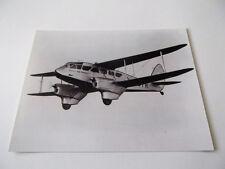 Postcard (BC29) - Olley Air Service - DH Dragon Rapide G-ACYR