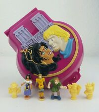 Polly Pocket The Hunchback OF Notre Dame  Playcase 100% Complete excellent 1995