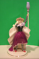 LENOX WICKED WITCH of the EAST sculpture NEW in BOX with COA  WIZARD of OZ