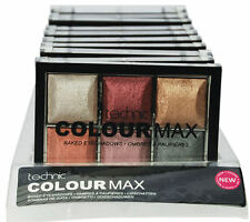 Technic Eyeshadow Palette-Treasure Chest colourmax-occhi brillano