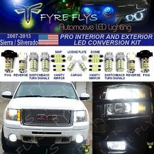 24 Piece LED Pro Package Super Bright 6000K Xenon White for Interior & Exterior