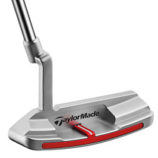 """LEFT HAND"" TAYLORMADE OS DAYTONA 34"" PUTTER + SUPERSTROKE GRIP & HEADCOVER"