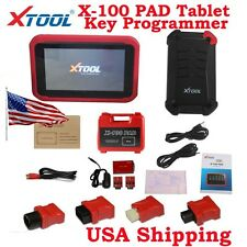 From USA XTOOL X100 PAD Tablet Programmer Tool OBD2 Diagnostic Tool Code Scanner