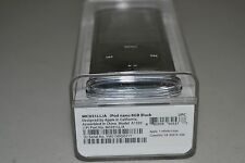 Apple iPod nano 5th Generation Black 8 GB MC031LL/A AAC WAV MP3 Video Player New