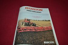 Hesston 2210 Field Cultivators Dealer's Brochure DCPA2