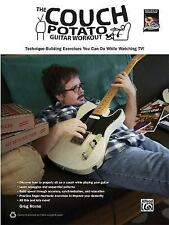 The Couch Potato Guitar Workout: Technique Building Exercises You Can Do While W
