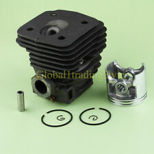 56MM BIG BORE CYLINDER PISTON FIT HUSQVARNA CHAINSAW 395 395XP 395 EPA ENGINE