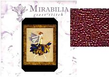 Mirabilia Counted Cross Stitch Chart with Bead pack ~ FEATHER FAIRY #83 Sale