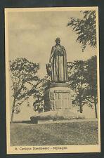 Nijmegen  St. Canisius Standbeeld