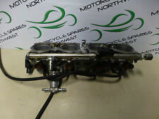 HONDA FIREBLADE CBR1000RR RR7 SC57 THROTTLE BODY WITH INJECTORS SEE VIDEO BK140