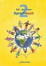ABC der Tiere Sprachbuch Neubearbeitung in Silbenschrift April 2016 neu NP 18€