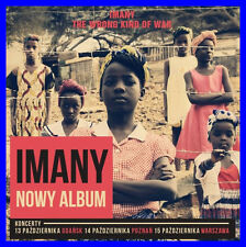 IMANY CD THE WRONG KIND OF WAR  NOWOŚĆ 2016