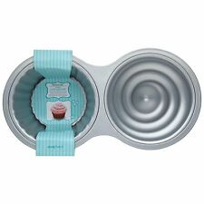 Kitchen Craft Non Stick Giant Cupcake Pan Tin Baking Tray Mould