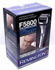 Remington F5-5800 Rechargeable Pivot & Flex Foil Shaver Interceptor F5800