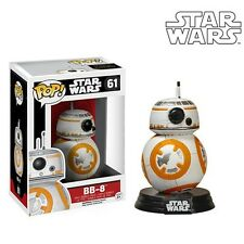 Funko POP! Bobble Head Star Wars BB-8 Roller Droid Vinyl Figure Toy Gift 4in